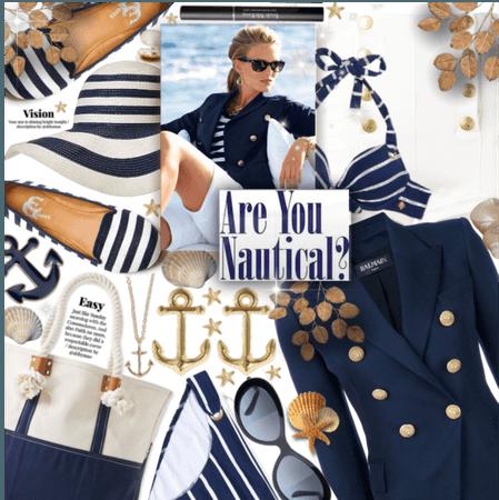 Are you Nautical?
