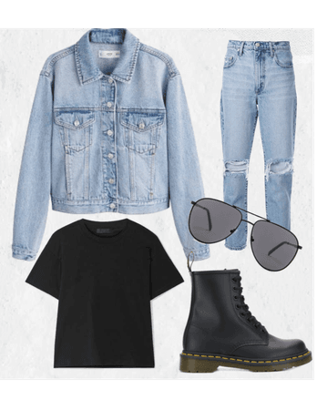 Jean Jacket = Wardrobe Essential