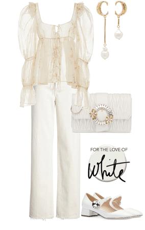 White or Cream?