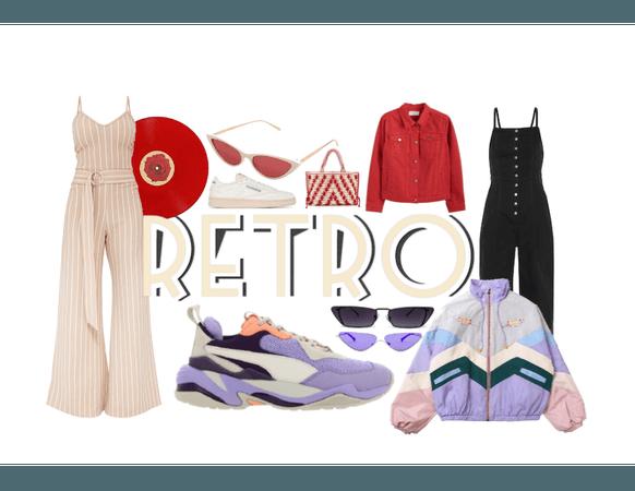 2 Retro Styles