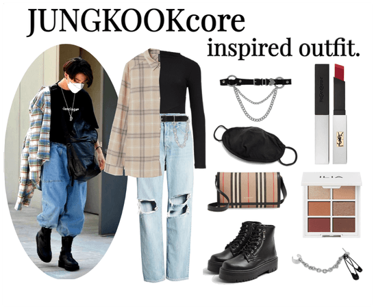 JUNGKOOKcore inspired
