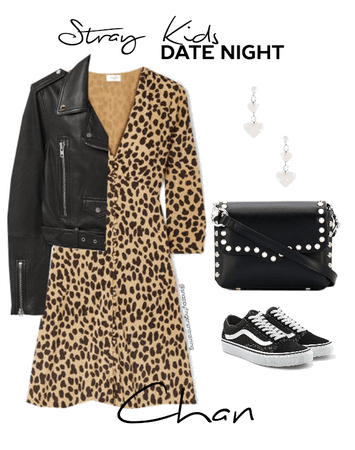 Stray Kids - Date Night with Chan