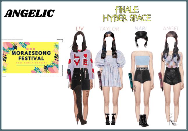 천사의 (Angelic) Moraeseong Festival