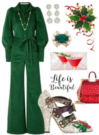Holiday Cheer: Cocktail Party