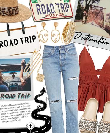 destination road trip