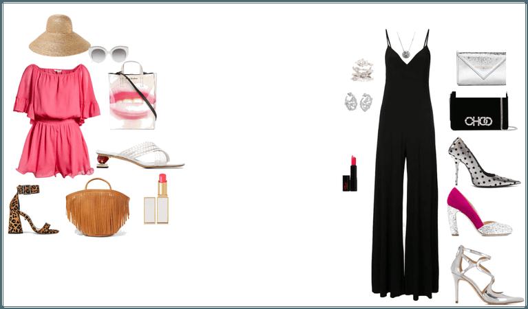 Outfit silueta rectangular
