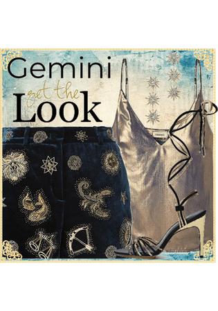 gilded Gemini