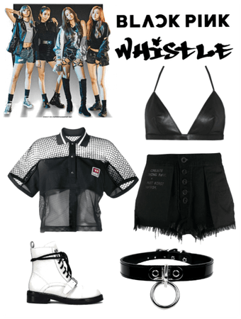 Blackpink Whistle (Outfit 2)