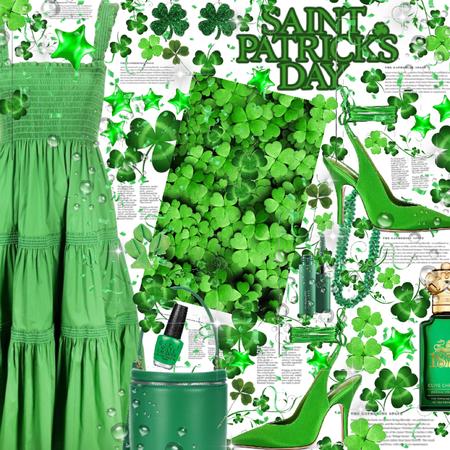 ST. Patrick's Day ☘️🍀