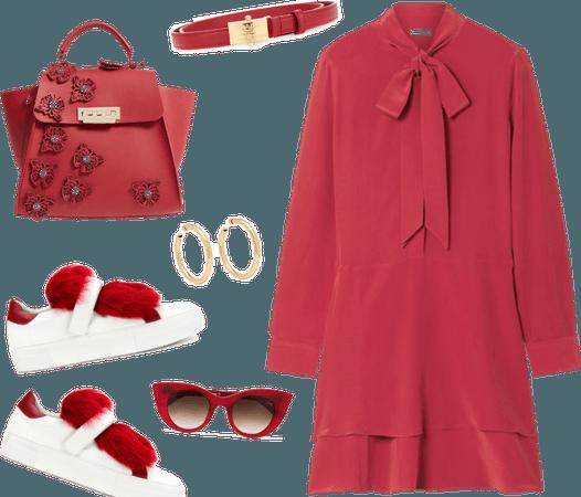 Red Dress!