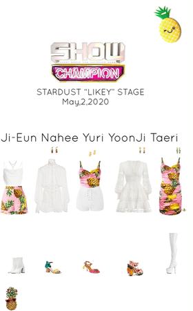 "STARDUST ""Likey"" Show Champion"