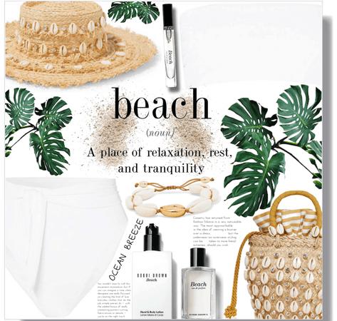 ocean breeze 🏝