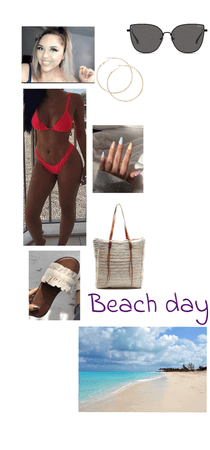 Day 3-Day at the beach