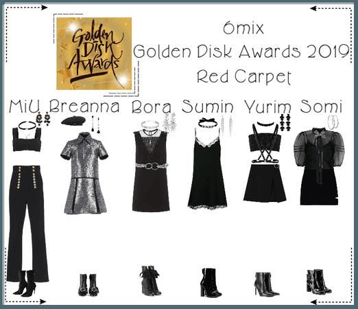 《6mix》Golden Disk Awards 2019 Red Carpet