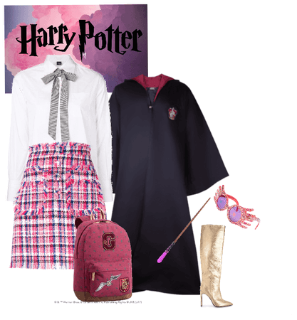 Harry Potter and The Super Model's Gemstone