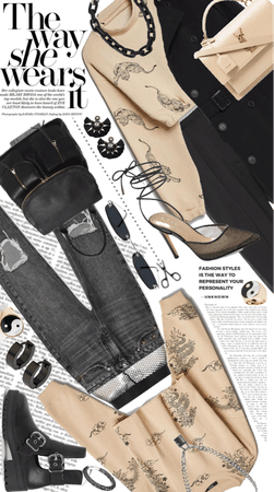 Yin Yang: Dressed Up and Dressed Down