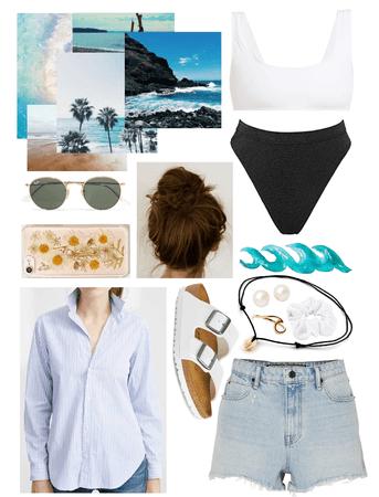 feelin beachy lately