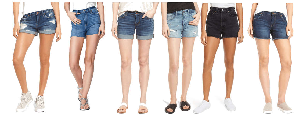 Nordstroms Denim Shorts