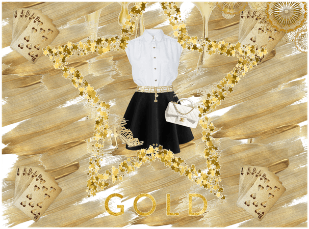 Gold is Bold!
