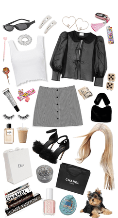 what i would wear as a character in: clueless