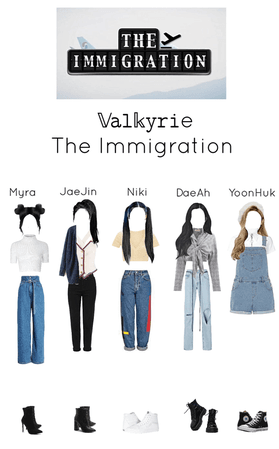 ~𝕍al𝕜yrie~ The Immigration