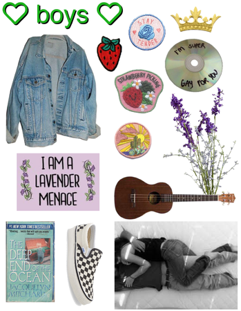 gay for you aesthetic