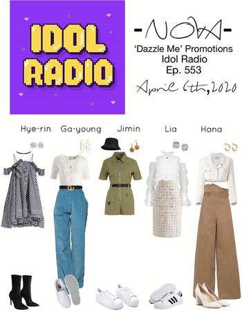 -NOVA- 'Dazzle Me' Idol Room