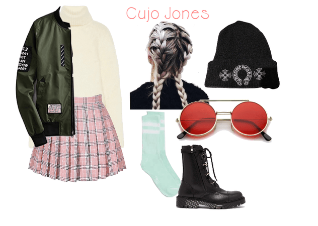 Cujo Jones