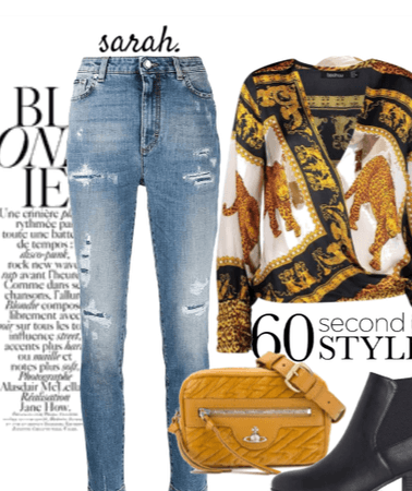 60 second : Fall Casual Weekend style