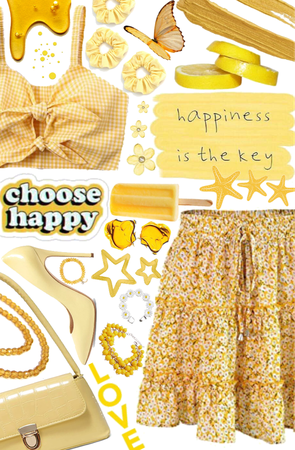Yellow Spring Fit