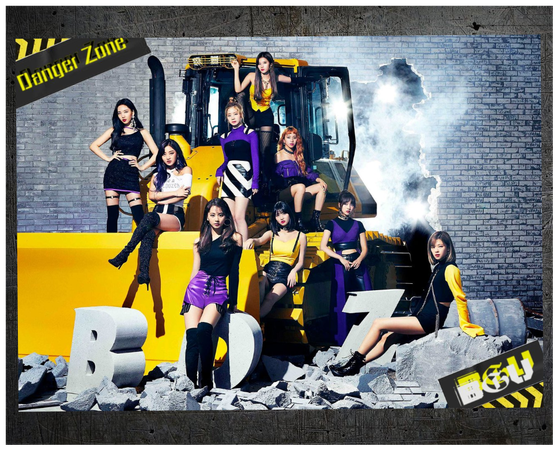 "BGU ""Danger Zone"" Concept Photos"