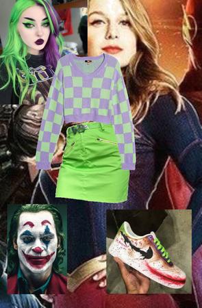what joker would wear as a ✨gurlyboo✨