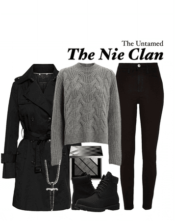 The Nie Clan: Fall/Winter Casual
