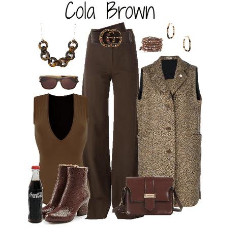 Cola Brown