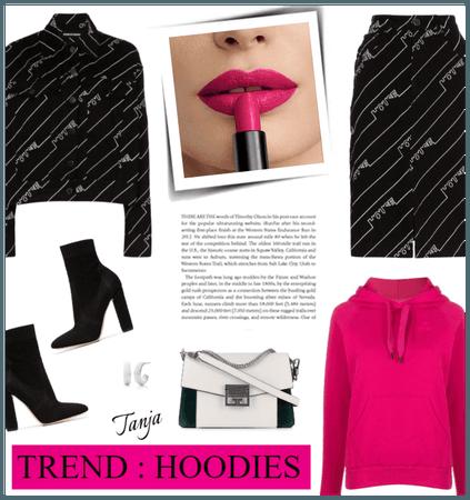 Trend:Hoodies