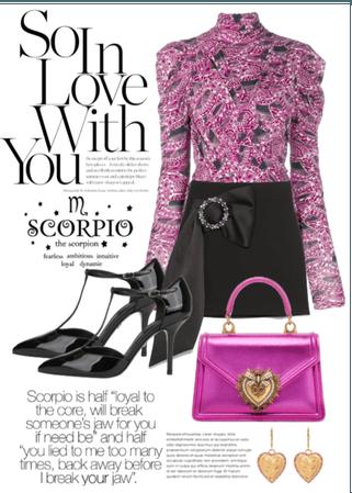 Fall In Love With Scorpio