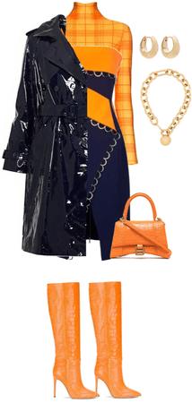 Style the mugler dress