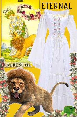 Strength Tarot🦁 card