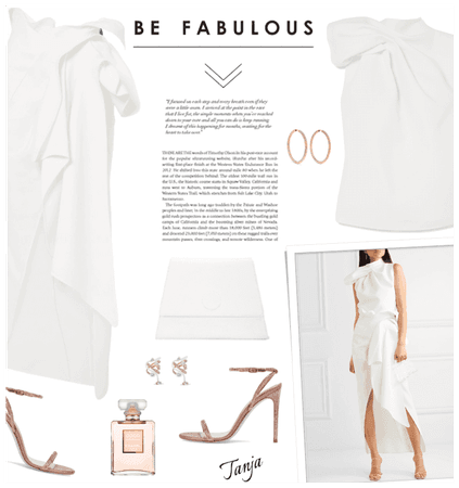 Be Fabulous in White