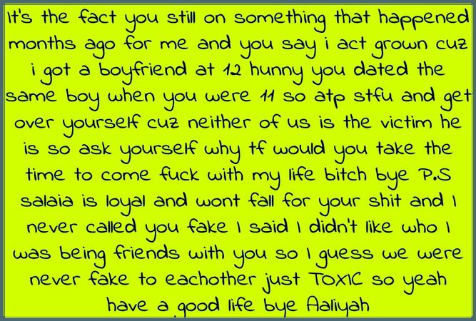 To My Ex- Bestfriend