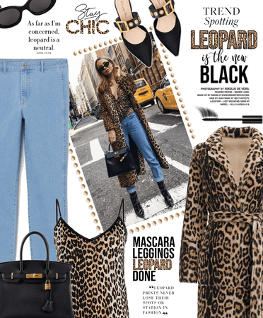 TREND SPOTTING: Leopard