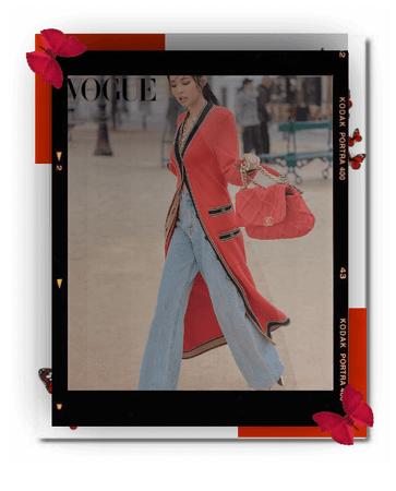 Somi For Vogue Korea Magazine