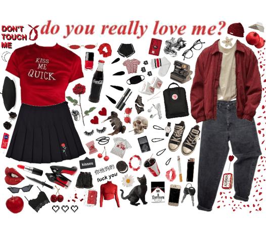 do u love me?