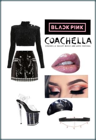 Blackpink Coachella