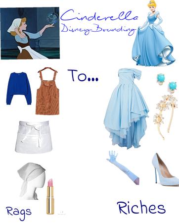 Cinderella DisneyBounding