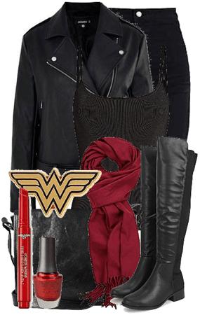 Wonder Woman inspo