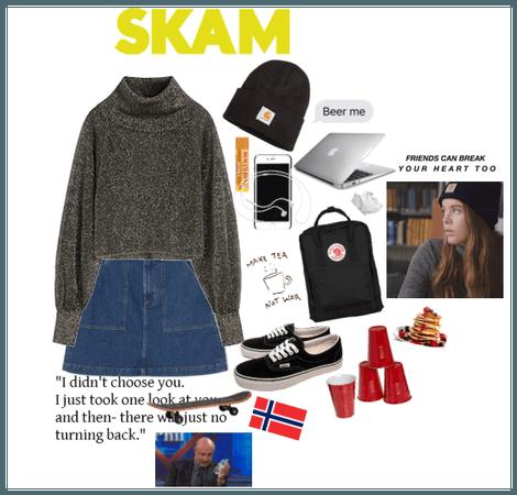 Eva Skam
