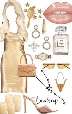 Taurus Beauty Outfit