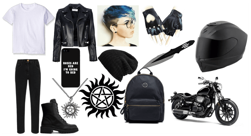 Motorcycle outfit