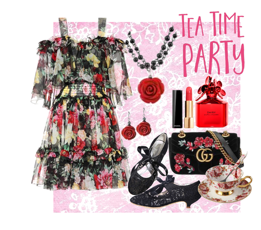 tea time party